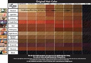 clorido hair color shade charts picture 13