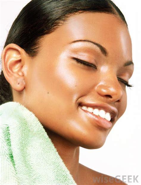 black women skin care picture 1