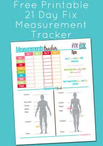 free weight loss and measurement chart picture 4