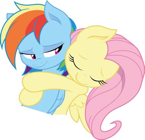 fluttershy muscle picture 2