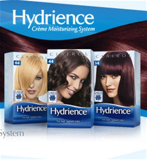 Clairol hydrience 3RR ruby twilight uk picture 9