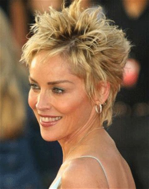 women's short hairstyles fine hair picture 17