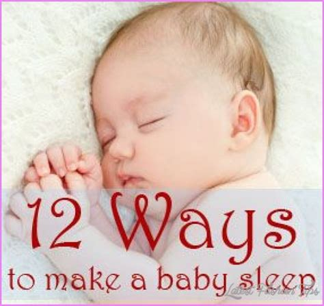 how to out newborn to sleep picture 15