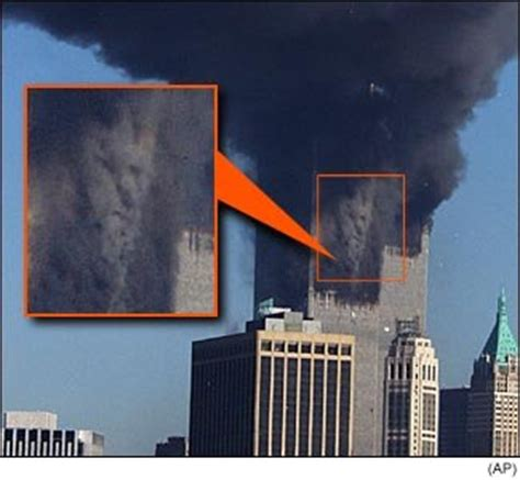 devil's face in the smoke of the 9 11 two towers picture 13