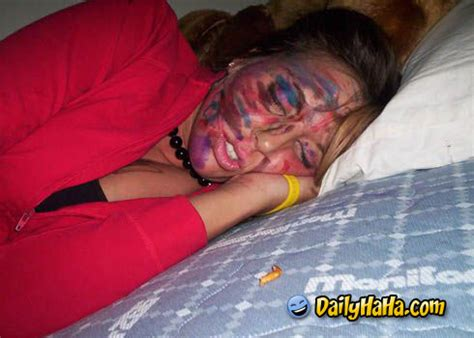 sleeping drunk picture 3