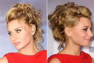 celebrity formal hair picture 6