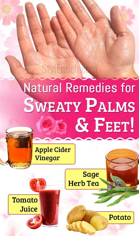 hyperhidrosis of the hands herbal cures picture 4