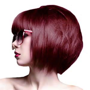 bordeaux hair color picture 1