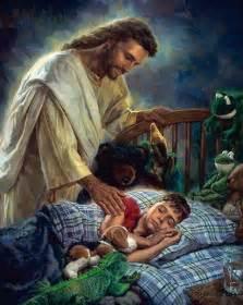 jesus sleep picture 5