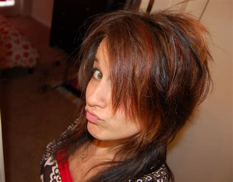 punk hair styles for girls picture 17
