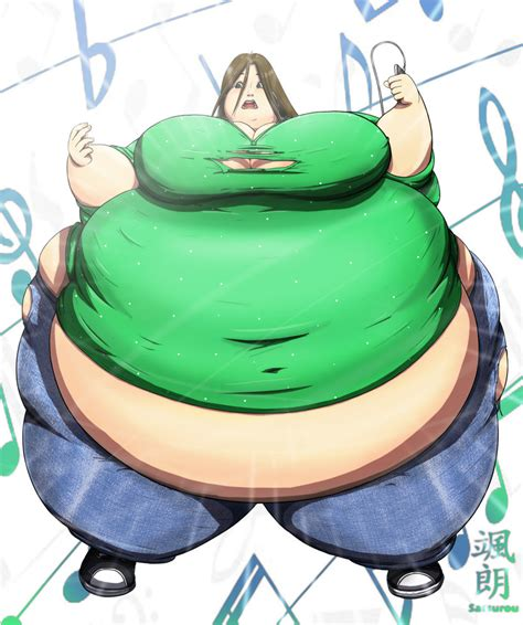 fat anime picture 9
