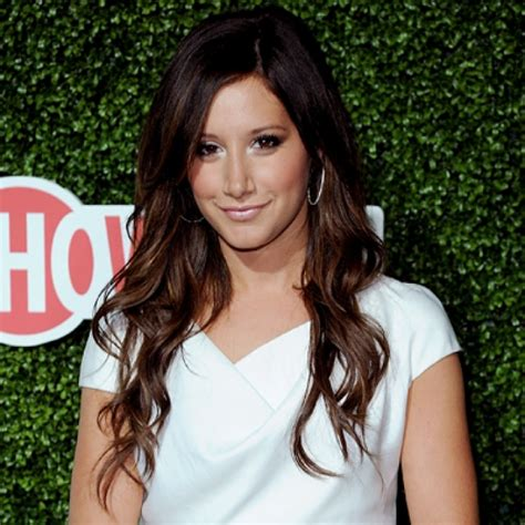 ashley tisdale with brown hair picture 11