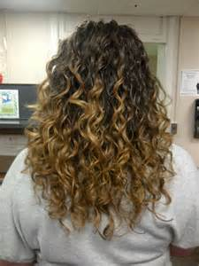 Spiral perm before and after picture picture 6