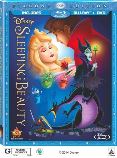 disney's sleeping beauty dvd picture 6