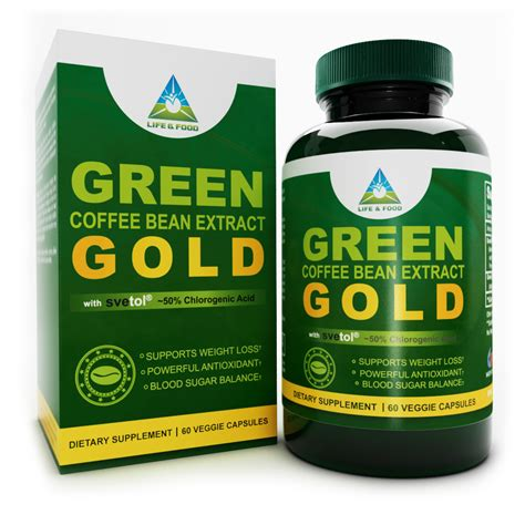 authentic green coffee bean extract in taiwan picture 2