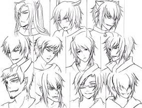 anime hair styles picture 11