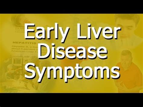 cirrhosis liver early symptoms picture 13