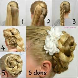 how to fix your hair in a updo picture 1