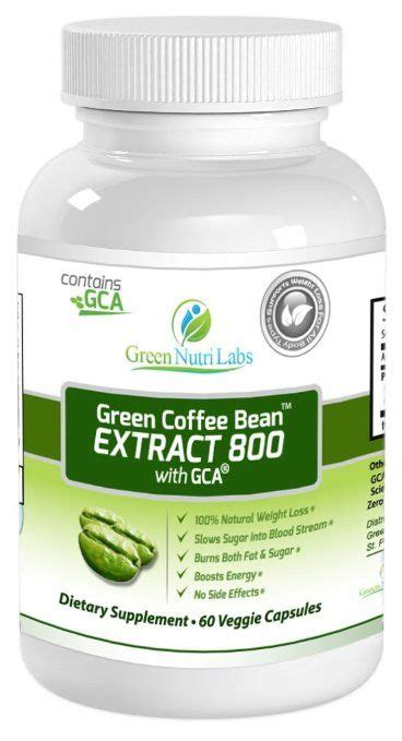 pure green coffee bean extract quest labs picture 8