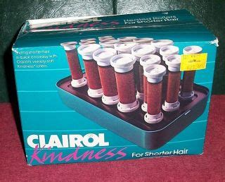 clairol electric hair rollers picture 1