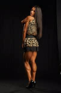 female calves muscle picture 1