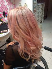 permanment on bleached hair picture 1