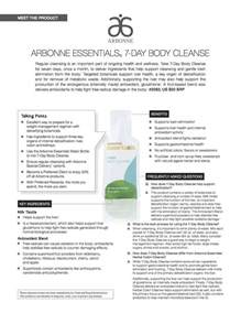 arbonne 30 day cleanse reviews picture 2