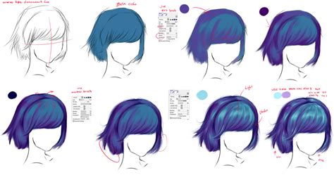 brush on highlights for hair picture 7