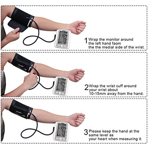 how to use a traditional blood pressure cuff and stethascope picture 7