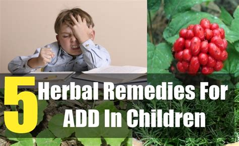 herbal remedies for add picture 1