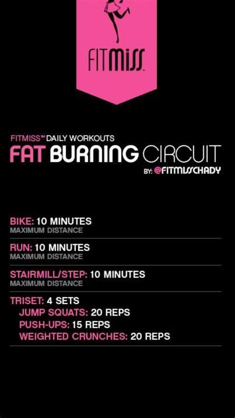 fat burning circuit training picture 7