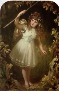 romantic era fairy paintings of sleeping women picture 1