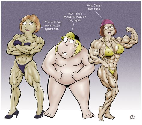 lois griffin animations muscle picture 3