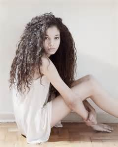 curly hair models picture 11