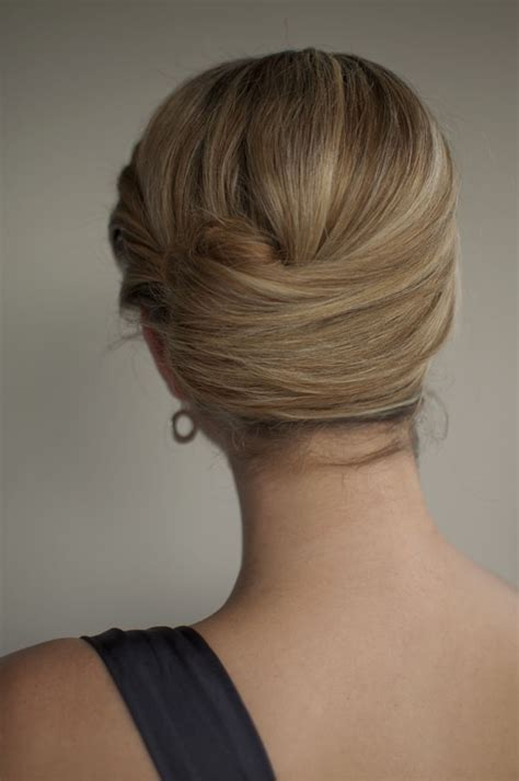 french twist hair styles picture 17
