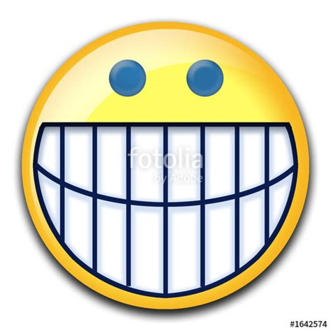 teeth smile clipart picture 1