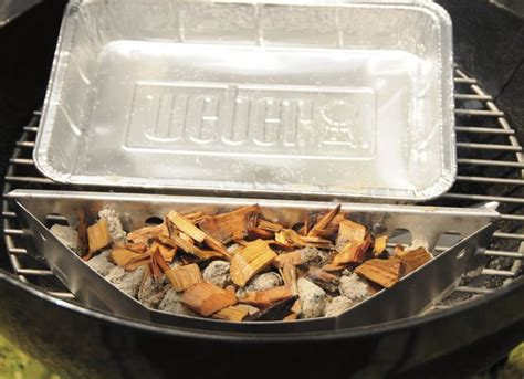how much charcoal to use smoking meat picture 1