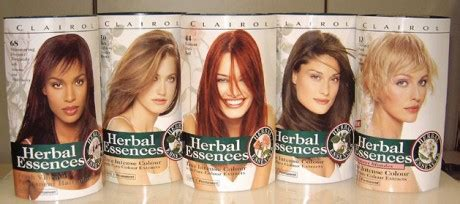 clairol herbal essence xl1 hair dye picture 5