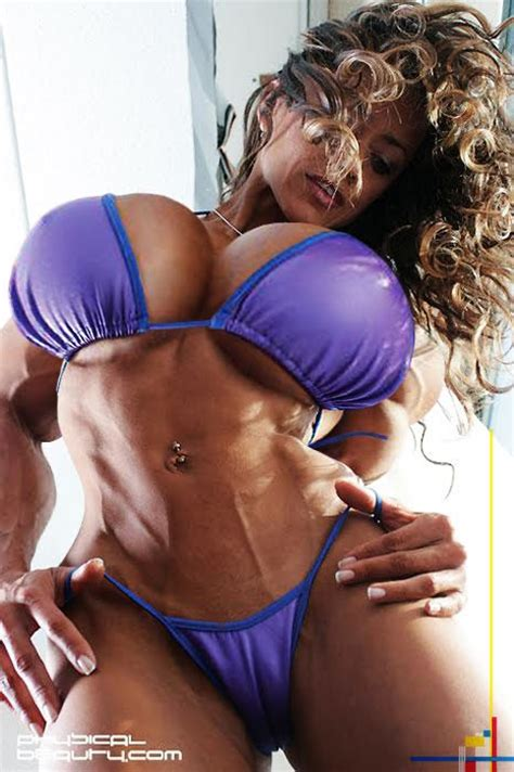 female muscle morphs my space picture 7