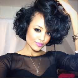 black hair s curls picture 6