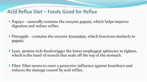 ascid reflux diet picture 5