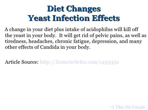 effects of long term yeast infection picture 2
