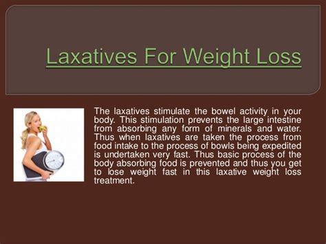 Laxatives for weight loss picture 2