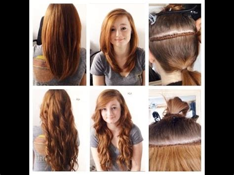 basic hair weaving picture 1