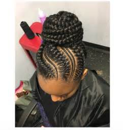 african american relaxed hair picture 18