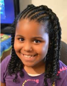 black little girl hair styles picture 9