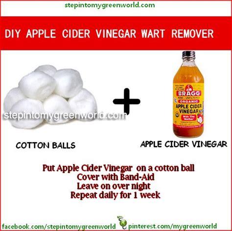 warts raw apple cider vinegar picture 5