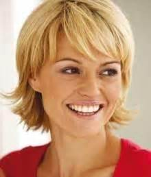 middle aged women medium hairstyles 2008 picture 1