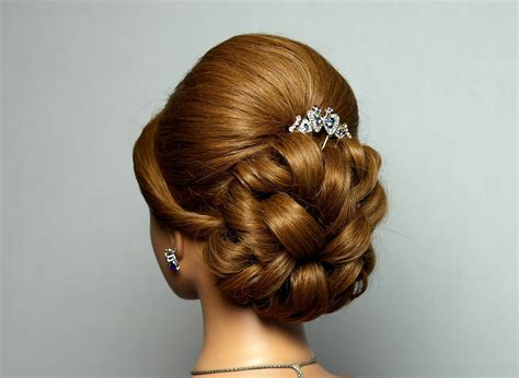weddings and proms hair styles picture 6