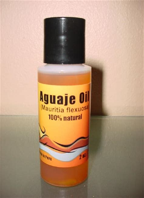 aguaje oil for picture 1